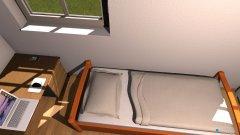 Raumgestaltung mein neues zimmer in der Kategorie Ankleidezimmer