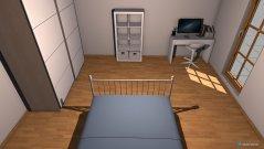 Raumgestaltung mein raum in der Kategorie Ankleidezimmer