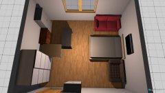 Raumgestaltung Mein Zimmer 1 in der Kategorie Ankleidezimmer