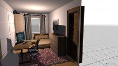 Raumgestaltung meinzimmeer in der Kategorie Ankleidezimmer