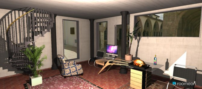 Raumgestaltung mittelmeer in der Kategorie Ankleidezimmer