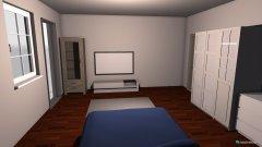 Raumgestaltung möglichkeit adrian in der Kategorie Ankleidezimmer