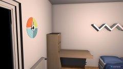 Raumgestaltung my room in der Kategorie Ankleidezimmer