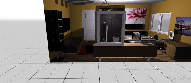 Raumgestaltung Myroom in der Kategorie Ankleidezimmer
