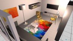Raumgestaltung NerdLounch2 in der Kategorie Ankleidezimmer