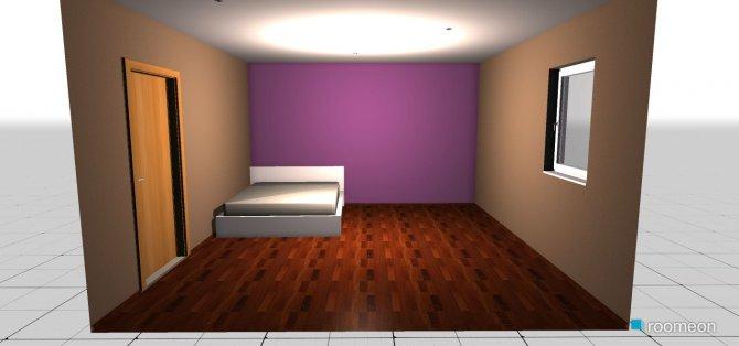 Raumgestaltung nessa in der Kategorie Ankleidezimmer