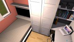 Raumgestaltung neues zimmer 2 in der Kategorie Ankleidezimmer