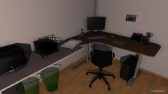 Raumgestaltung Neues Zimmer 3.0 in der Kategorie Ankleidezimmer