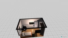 Raumgestaltung neues zimmer in der Kategorie Ankleidezimmer