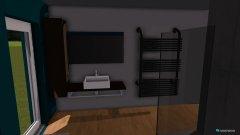 Raumgestaltung Neuthard Obergeschoss richtige Maße in der Kategorie Ankleidezimmer