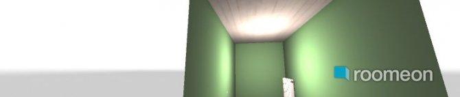 Raumgestaltung nikis Zimmer in der Kategorie Ankleidezimmer