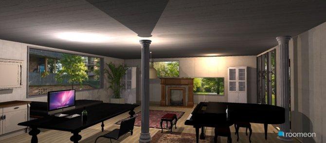 Raumgestaltung piano in der Kategorie Ankleidezimmer