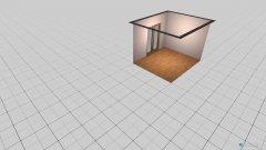 Raumgestaltung pinkan in der Kategorie Ankleidezimmer