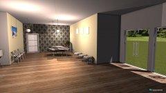 Raumgestaltung poczekalnia in der Kategorie Ankleidezimmer