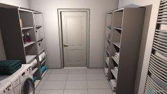 Raumgestaltung Pomieszczenie gospodarcze in der Kategorie Ankleidezimmer