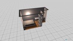 Raumgestaltung Projekt 2 in der Kategorie Ankleidezimmer