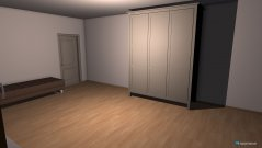 Raumgestaltung Projekt A in der Kategorie Ankleidezimmer