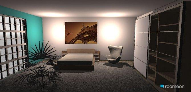Raumgestaltung Projeto 01 in der Kategorie Ankleidezimmer