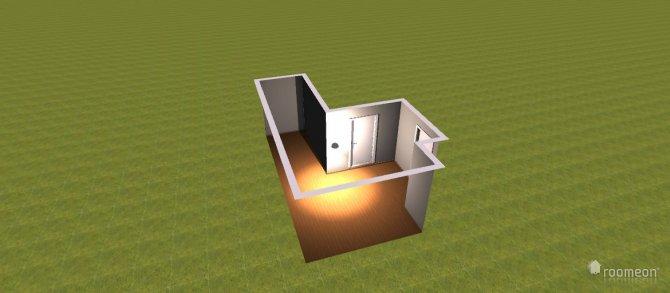 Raumgestaltung Raum Peter in der Kategorie Ankleidezimmer