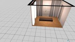 Raumgestaltung Raum1 in der Kategorie Ankleidezimmer