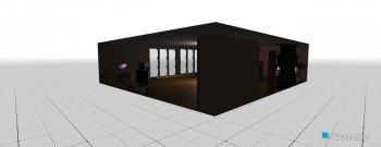 Raumgestaltung Raum in der Kategorie Ankleidezimmer