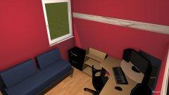 Raumgestaltung Recording room Maß in der Kategorie Ankleidezimmer