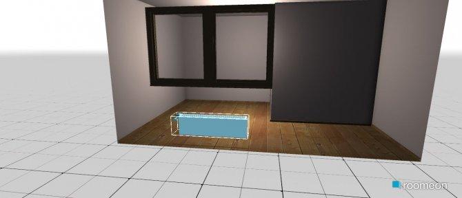 Raumgestaltung Roberta pokój in der Kategorie Ankleidezimmer