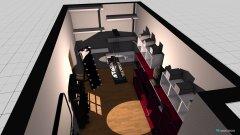 Raumgestaltung sahra und fabio ankleide zimmer in der Kategorie Ankleidezimmer