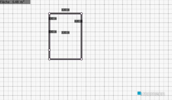 Raumgestaltung Sala 1 in der Kategorie Ankleidezimmer