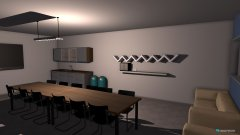 Raumgestaltung sala descanso in der Kategorie Ankleidezimmer