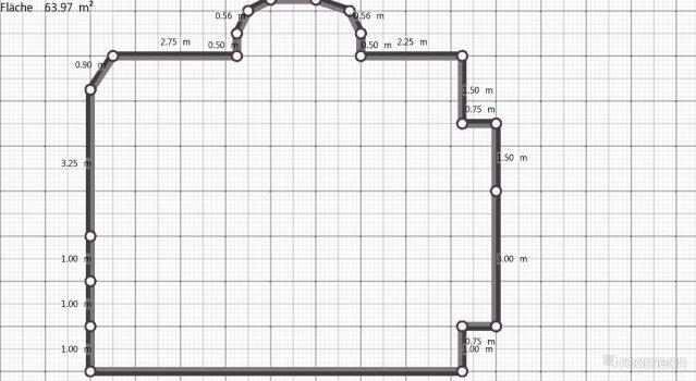 Raumgestaltung sallon in der Kategorie Ankleidezimmer