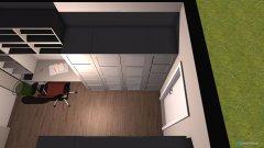 Raumgestaltung Sanja2 in der Kategorie Ankleidezimmer
