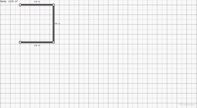 Raumgestaltung Schalfzimmer in der Kategorie Ankleidezimmer