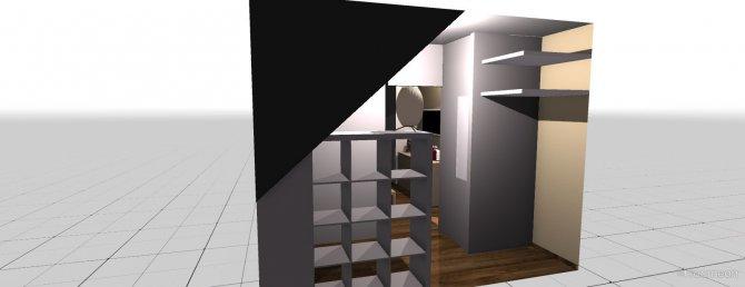 Raumgestaltung schlaf3 in der Kategorie Ankleidezimmer