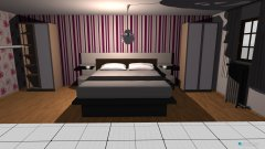 Raumgestaltung schlafstube in der Kategorie Ankleidezimmer