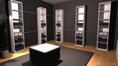 Raumgestaltung Schlafzimmer neu Ankleide in der Kategorie Ankleidezimmer
