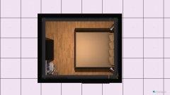 Raumgestaltung Schlafzimmer2015 in der Kategorie Ankleidezimmer