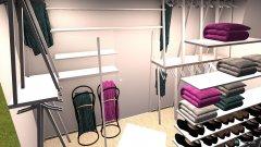 Raumgestaltung Schrank in der Kategorie Ankleidezimmer