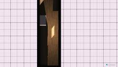 Raumgestaltung Schrankraum C in der Kategorie Ankleidezimmer