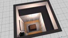 Raumgestaltung Schrankraum2 in der Kategorie Ankleidezimmer
