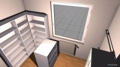 Raumgestaltung Schuhzimmer in der Kategorie Ankleidezimmer