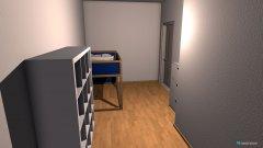 Raumgestaltung silas in der Kategorie Ankleidezimmer
