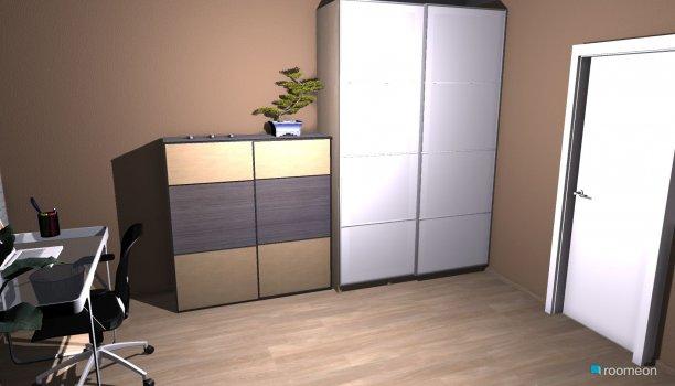 Raumgestaltung SLOTHN in der Kategorie Ankleidezimmer