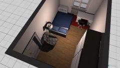 Raumgestaltung susa2 in der Kategorie Ankleidezimmer