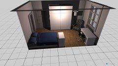 Raumgestaltung susa4 in der Kategorie Ankleidezimmer