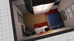 Raumgestaltung susa6 in der Kategorie Ankleidezimmer