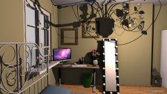 Raumgestaltung Sylvias Zimmer 2015 in der Kategorie Ankleidezimmer