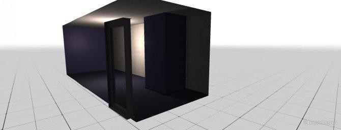 Raumgestaltung sz in der Kategorie Ankleidezimmer