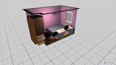 Raumgestaltung tanjas zimmer in der Kategorie Ankleidezimmer