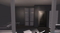 Raumgestaltung Tobis Zimmer Möglichkeit 2 in der Kategorie Ankleidezimmer